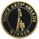 Bobbi Maxwell Female Voice Actor Voice Awards Winner Logo